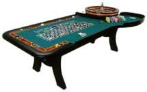 Стол для игры в Американскую рулетку